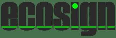 Skylttillverkare Ecosign