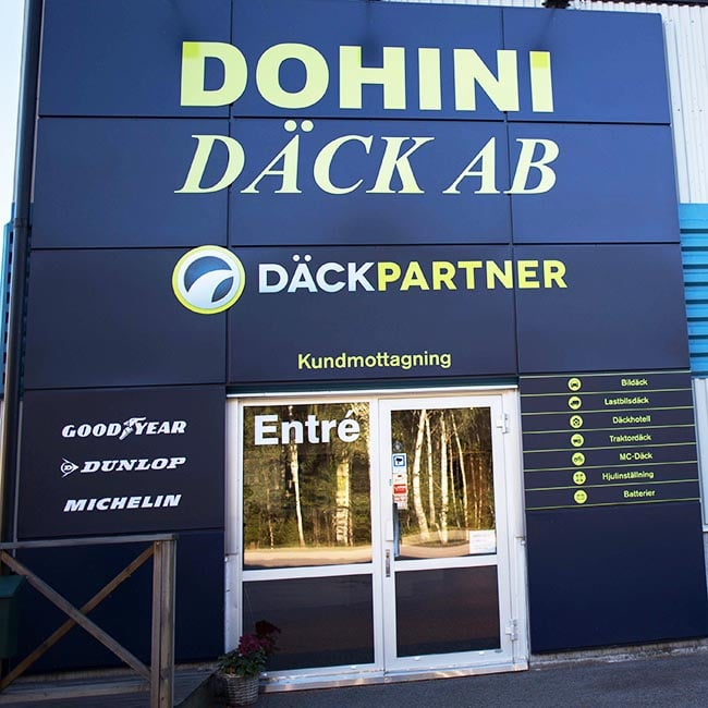 Dohini Däck AB